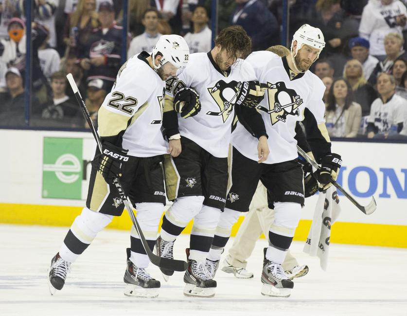 Pens Injury Report 4/30: Gibbons Orpik Sutter Vitale News