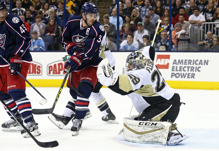 Pittsburgh Penguins Sting The Columbus Blue Jackets