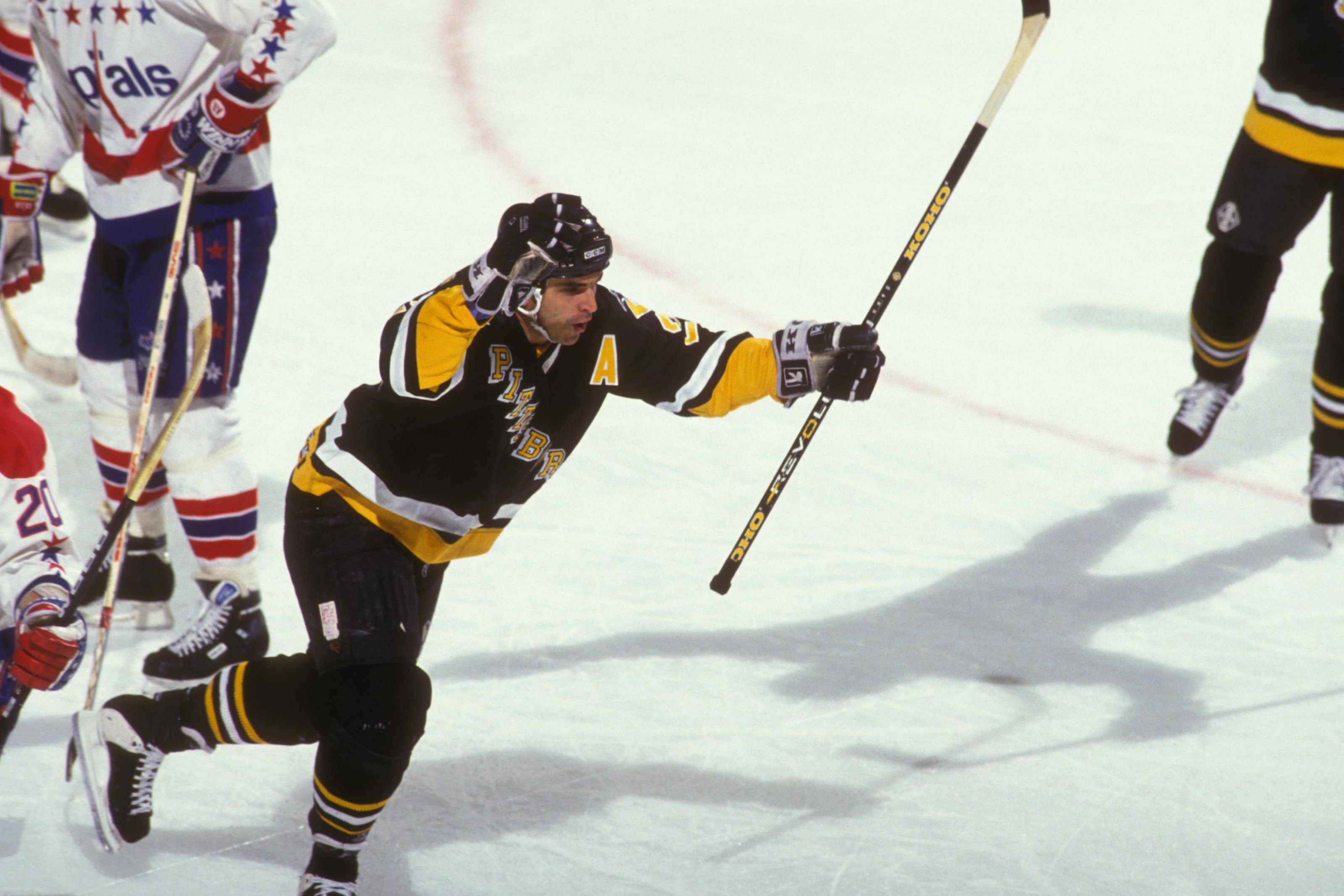 How the Pittsburgh Penguins Won the 1993 President's Trophy